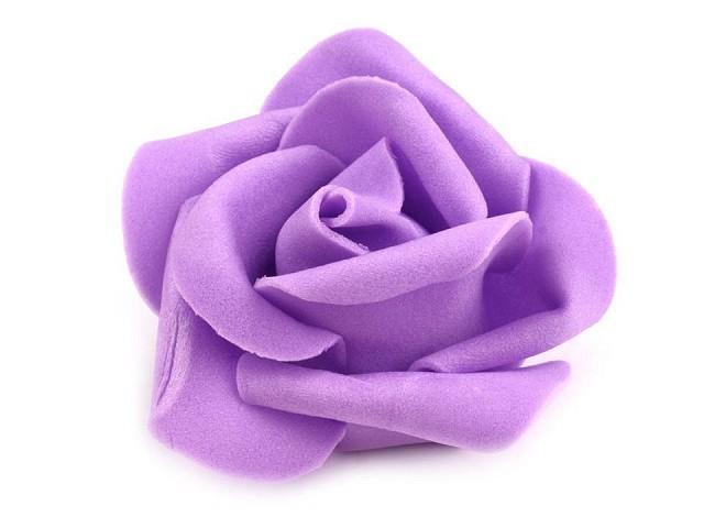 Dekoračná penová ruža Ø4,5 cm
