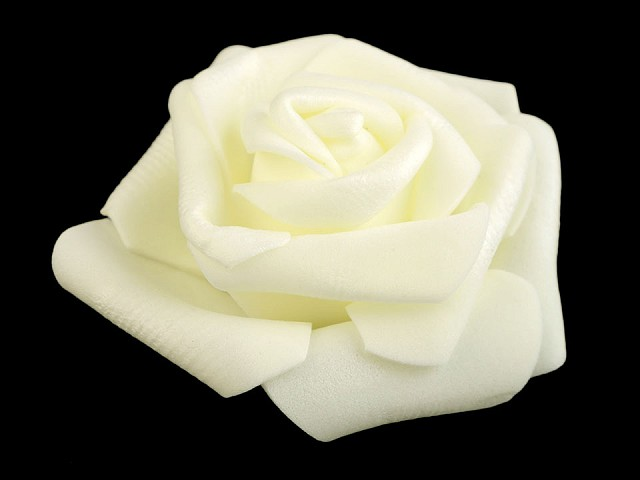 Dekoračná penová ruža Ø6 cm