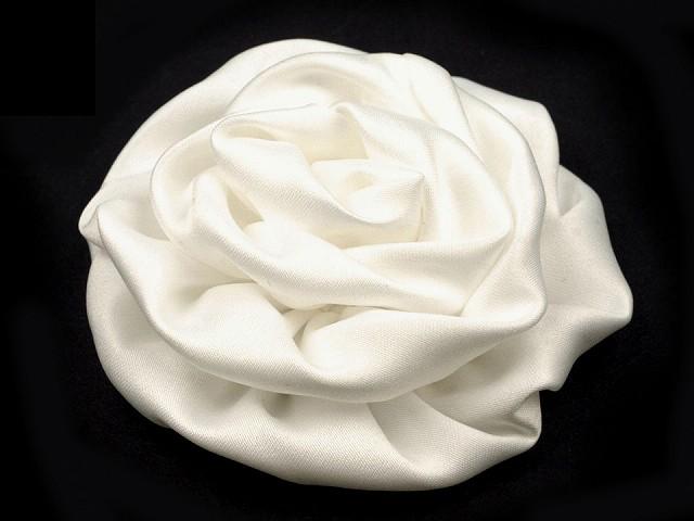 Saténová ruža Ø70 mm