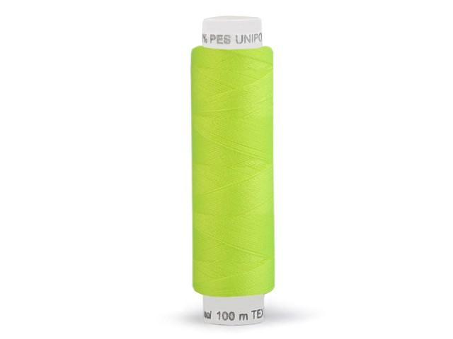 Nähgarn aus Polyester Unipoly Wickel 100 m
