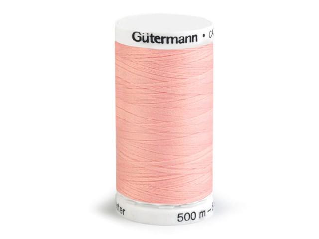 Polyesterové nitě návin 500 m Gütermann