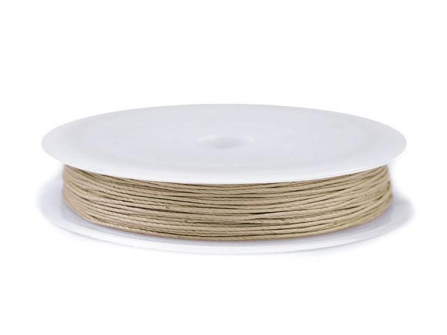 Bavlněná nit Ø0,6 mm