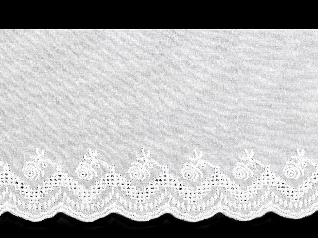 Bavlnená madeira šírka 11 cm