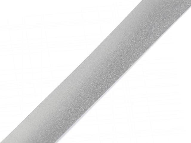 Bandă reflectorizantă termoadezivă, lățime 20 mm