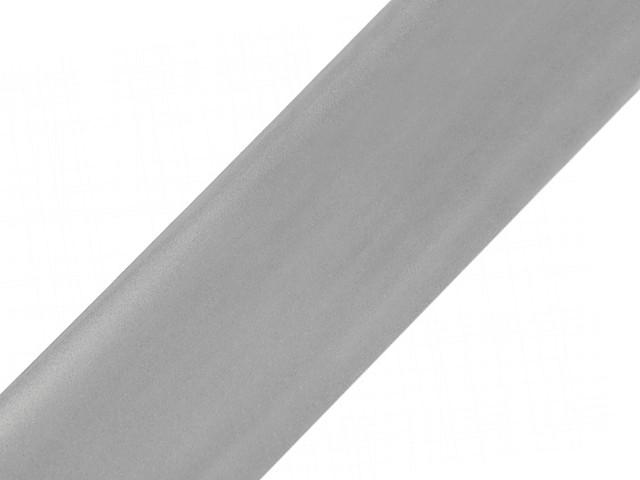 Páska reflexná šírka 50mm nažehlovacia