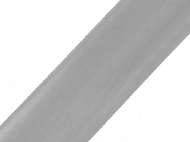 Reflexná páska šírka 50 mm našívacia
