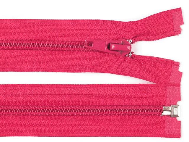 Reißverschluss spiralförmig 5 mm, 45 cm für Jacken POL