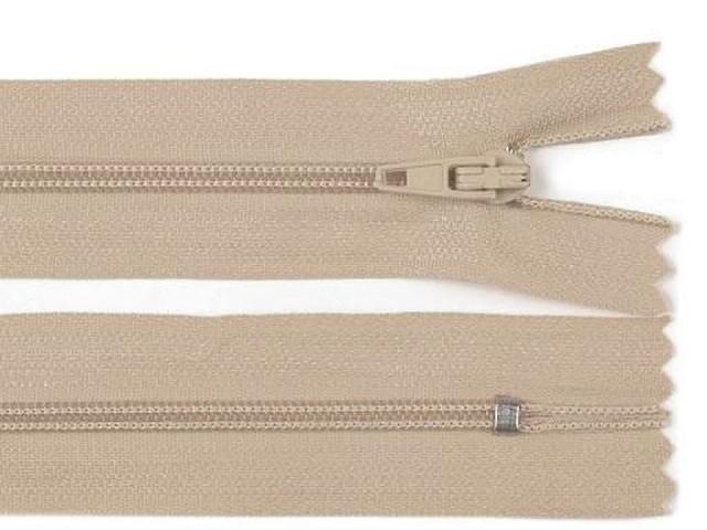 Špirálový zips šírka 3 mm dĺžka 30 cm pinlock