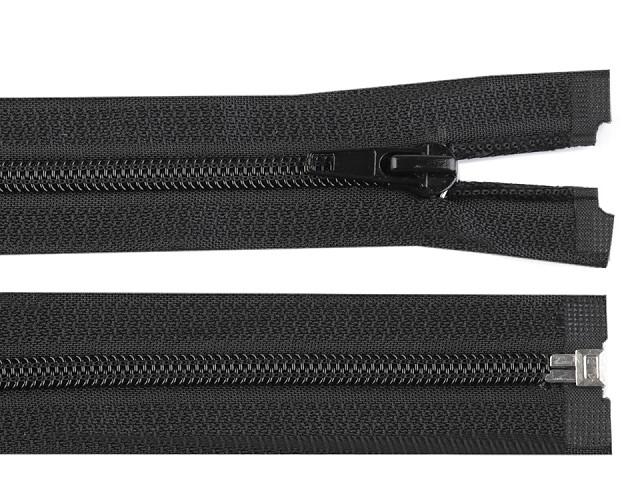 Spirale Reißverschluss Breite 5 mm Länge 90 cm für Jacken