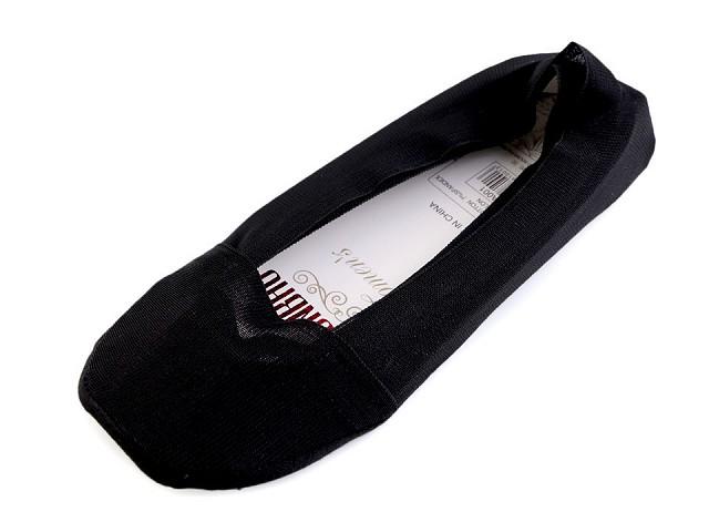 Anti-Rutsch-Socken für Ballerinas mit Silikon, Baumwolle