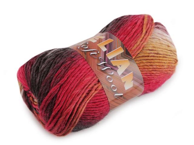 Pletacia priadza Soft Wool 100 g