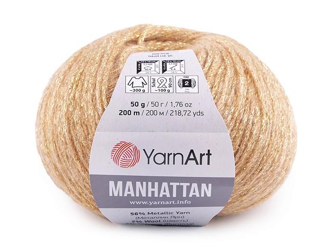 Pletací příze Manhattan 50 g