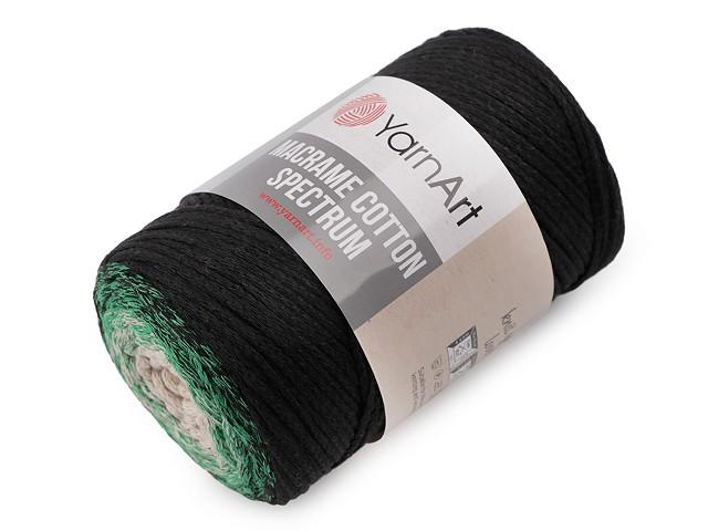 Pletací příze Macrame Cotton Spectrum 250 g
