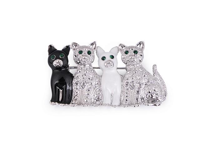 Brošňa mačky