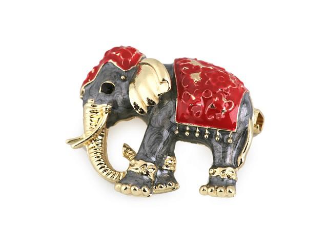 Brož slon