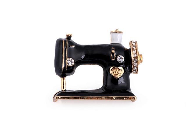Brošňa šijací stroj