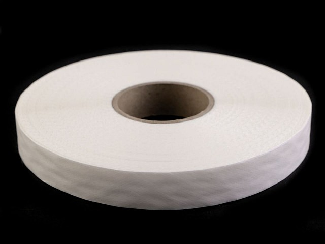 Rouleau de toile thermocollante, largeur 20 mm