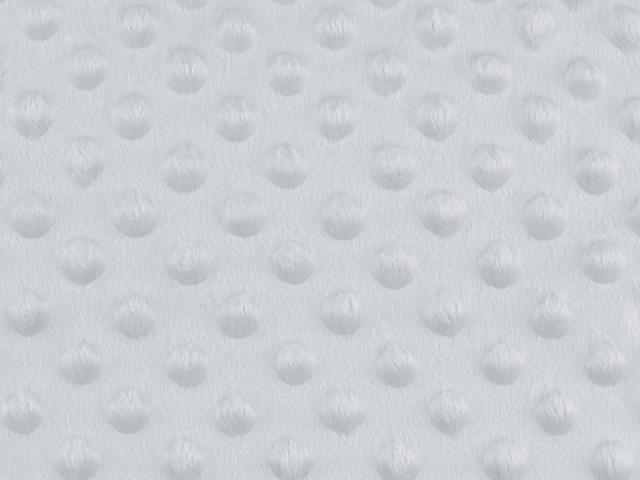 Minky s 3D bodkami