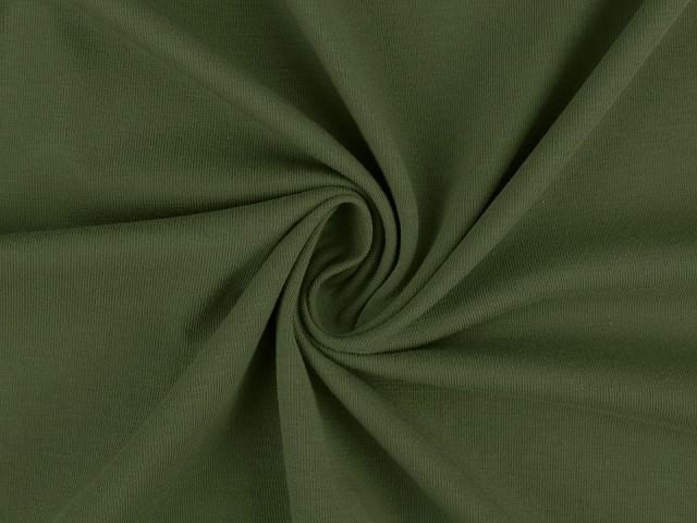 Úplet bavlnený / jersey jednofarebný
