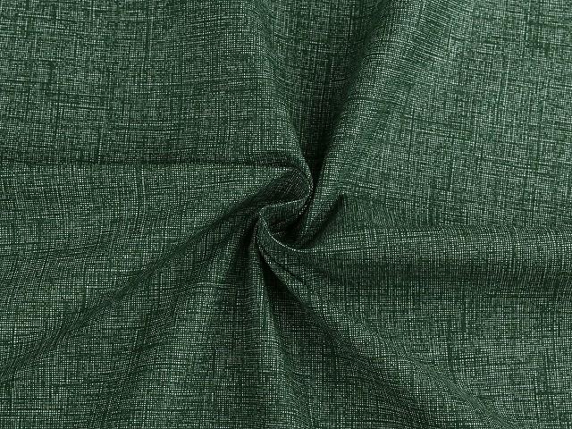 Bavlnená látka jednofarebná žíhaná