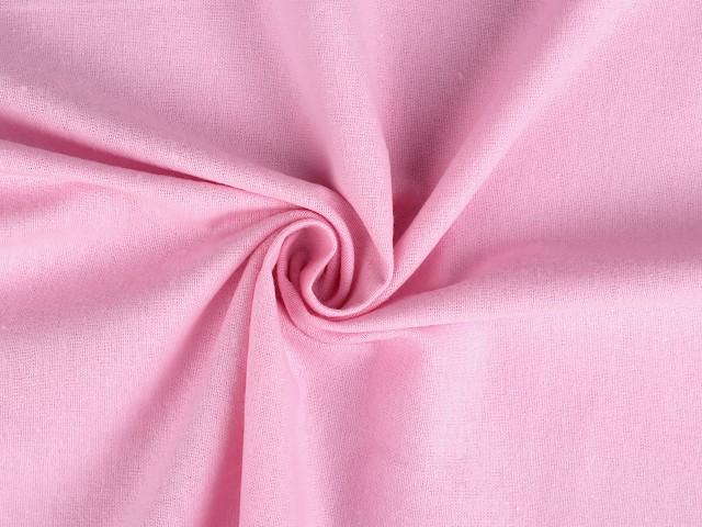 Bavlnený flanel jednofarebný