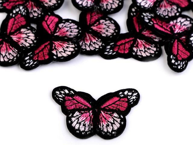 Aufbügler Schmetterling klein