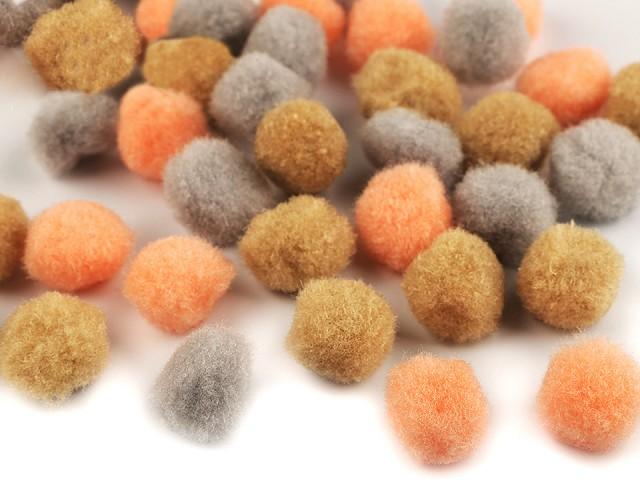 Bambulka mix barev Ø20 mm