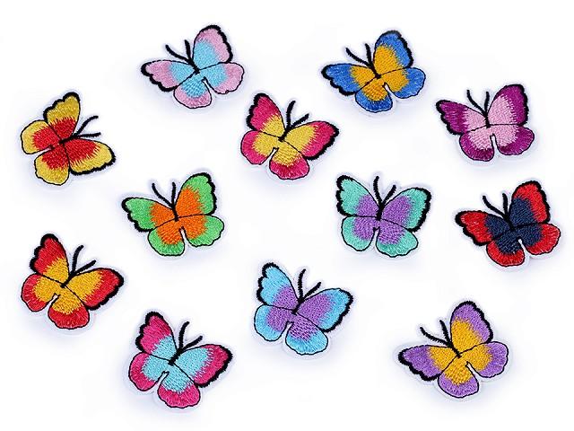 Nažehlovačka motýľ