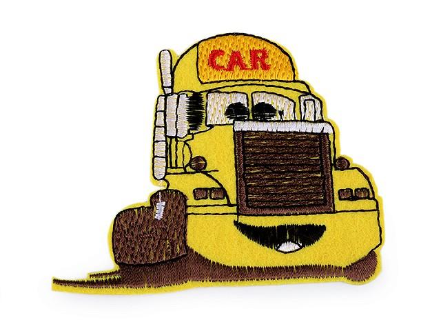 Nažehlovačka nákladní auto