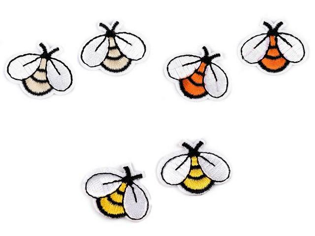 Nažehlovačka včela