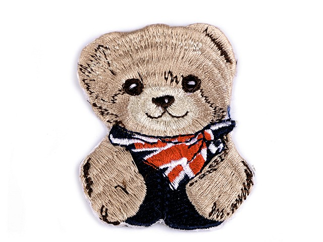Nažehlovačka medvedík