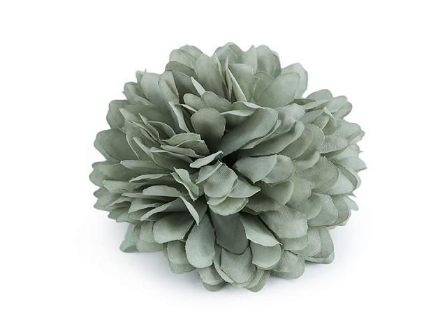 Brošňa / ozdoba kvet Ø7 cm