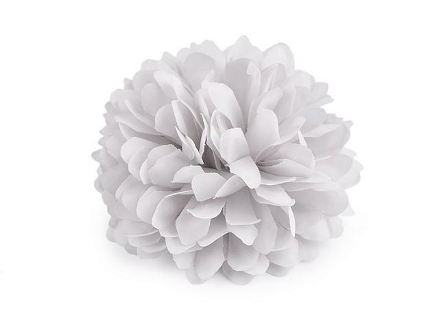 Brož / ozdoba květ Ø7 cm
