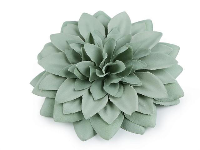 Brož / ozdoba květ Ø12,5 cm