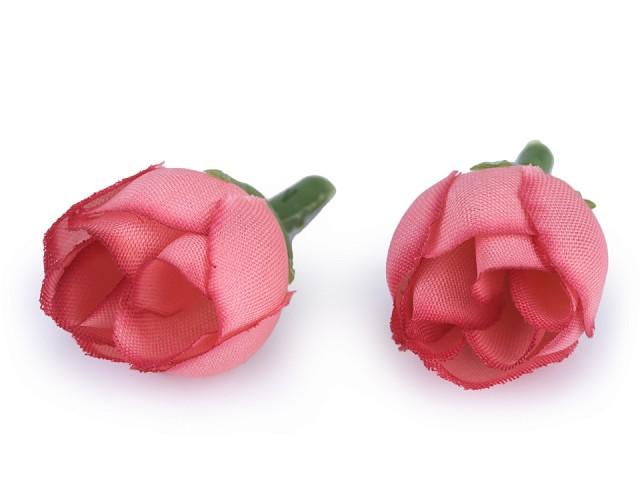 Umelý kvet ruže Ø20 mm
