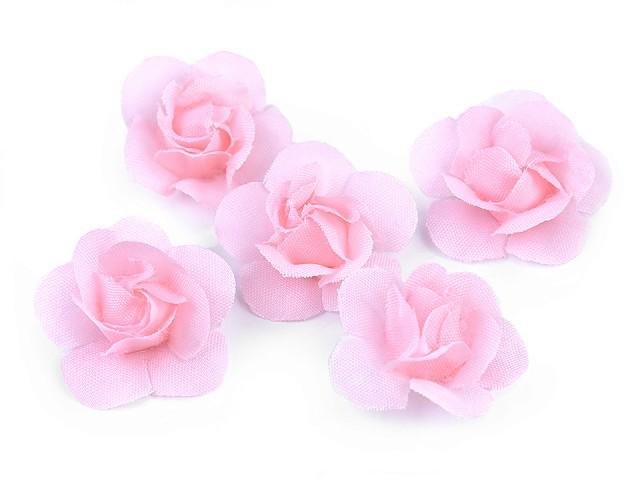 Umělý květ růže Ø28 mm