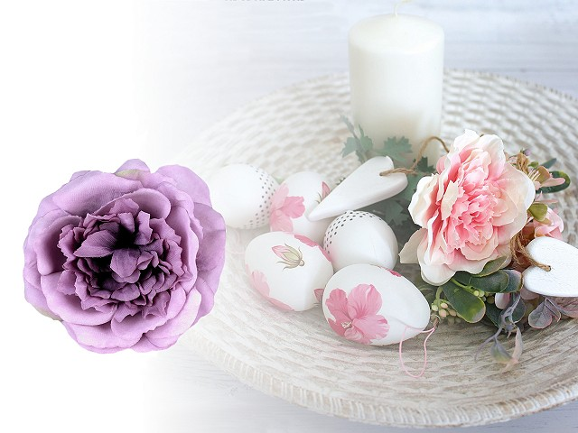 Umelý kvet pivonka Ø10 cm