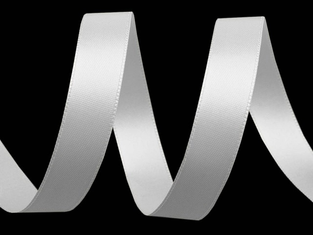 Atlaszszalag kétoldalas szélessége 15 mm