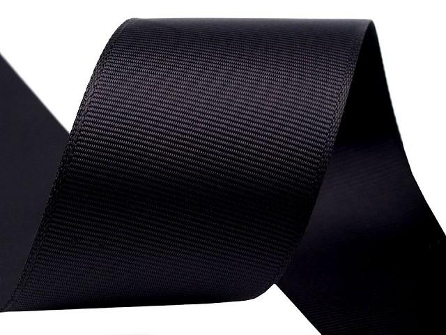 Rypsová stuha šíře 40 mm