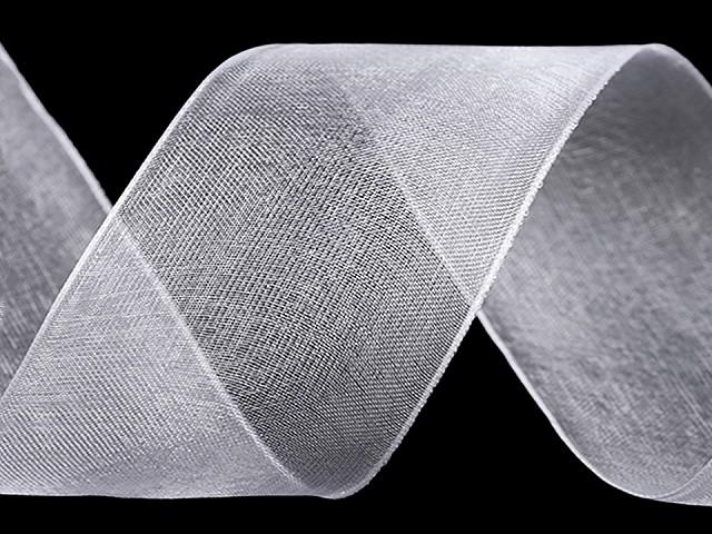Monofilová stuha šíře 40 mm