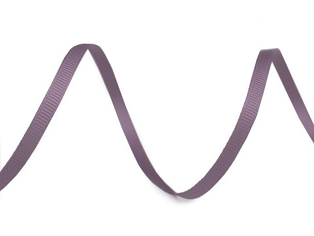 Rypsová stuha / poutko šíře 5 mm