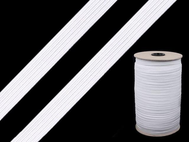 Prádlová gumička šírka 8 mm