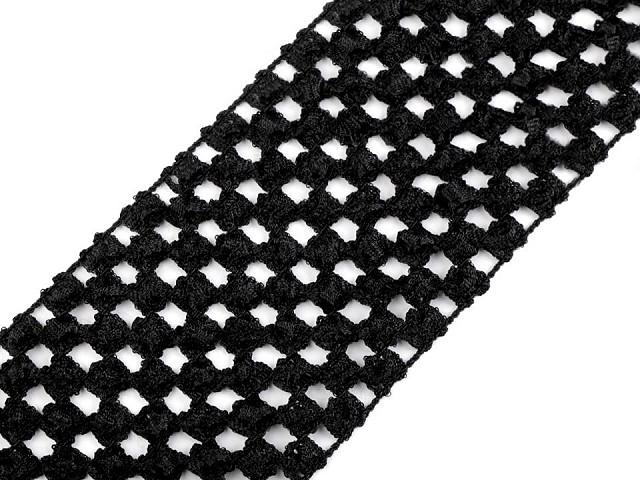 Sieťovaná gumička šírka 7 cm na výrobu tutu sukienok