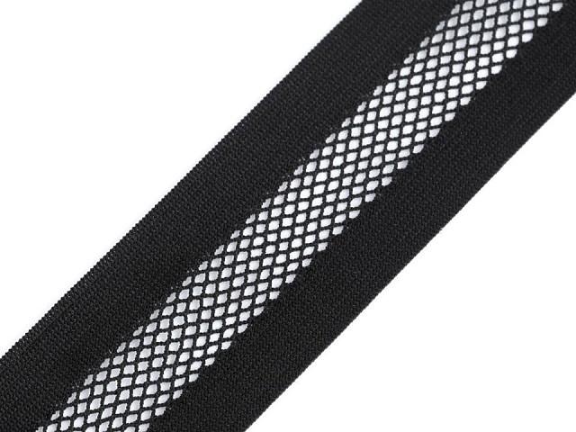 Sieťovaná guma so silikónom šírka 32 mm