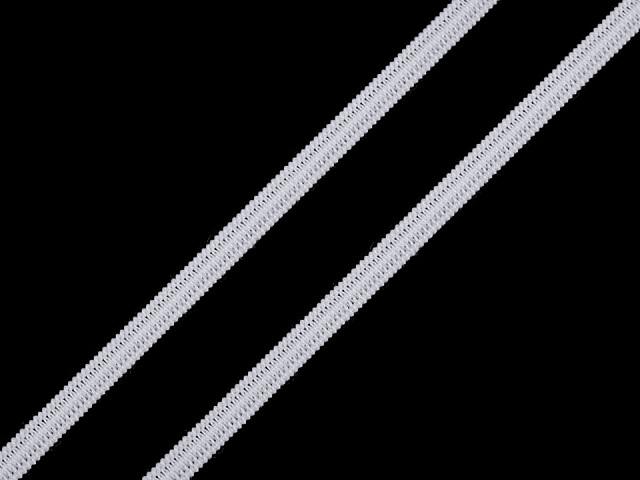 Plochá gumička šírka 5 mm