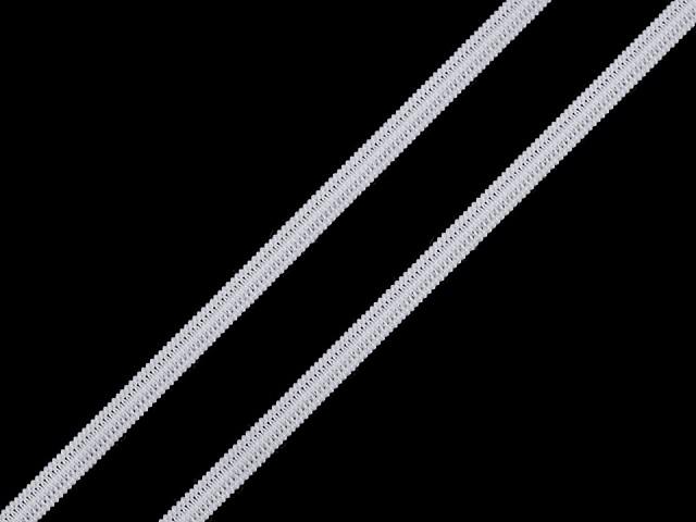 Plochá guma šírka 4 mm