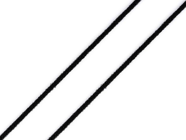 Guľatá gumička Ø2 mm mäkká
