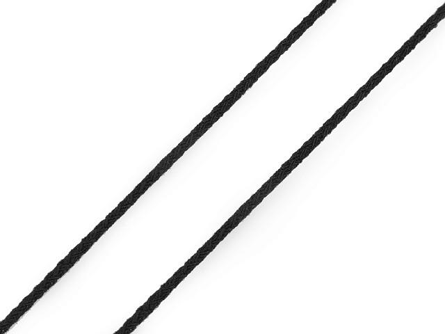 Guľatá gumička rúšková Ø2 mm mäkká