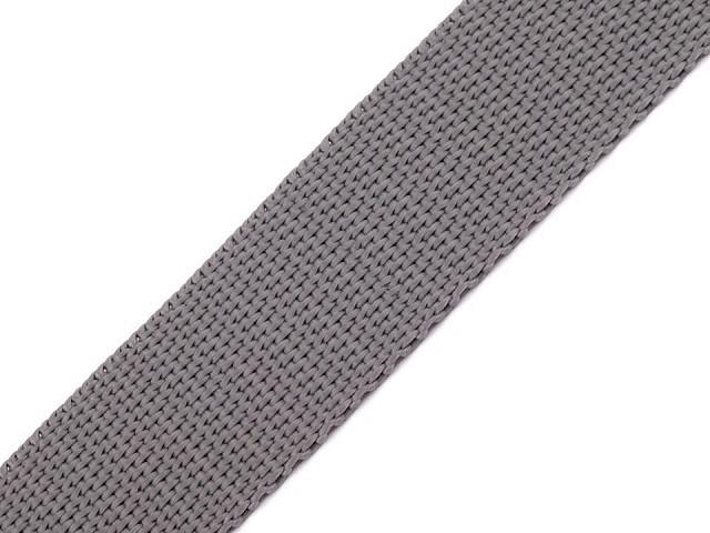 Popruh polypropylénový šírka 25 mm