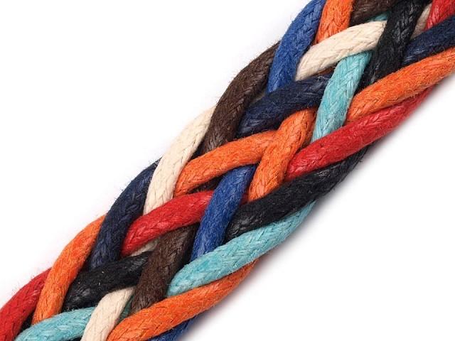 Gurtband geflochten Breite 18 mm